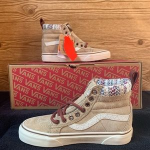 Vans Women's Sk8 Hi MTE Starfish/Turtledove